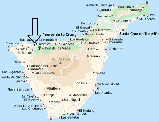 garachico map