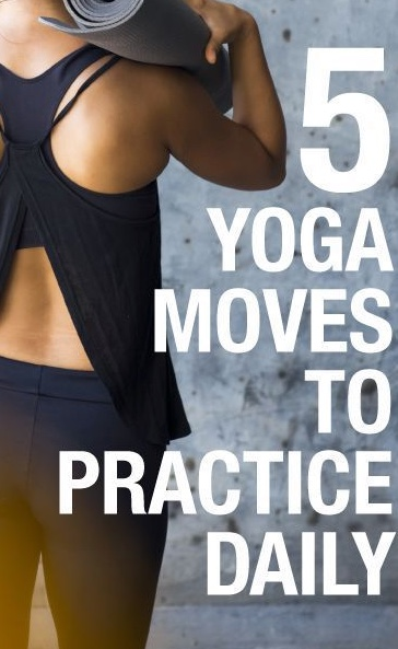 5 yoga moves