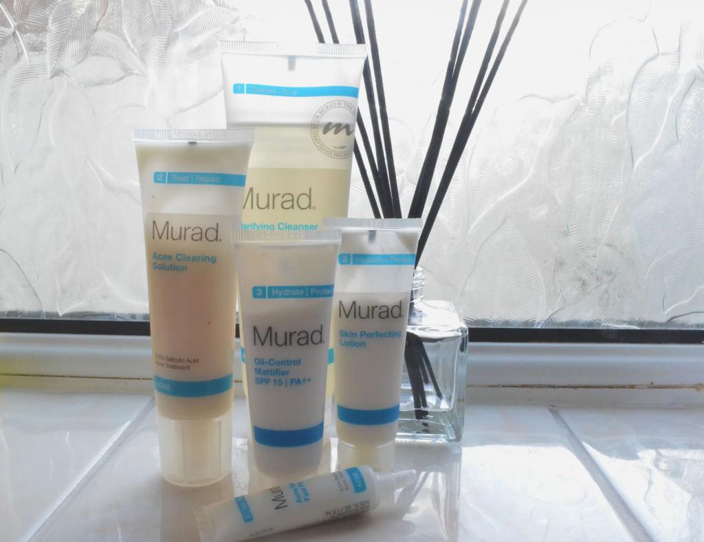 BE - Murad face wash