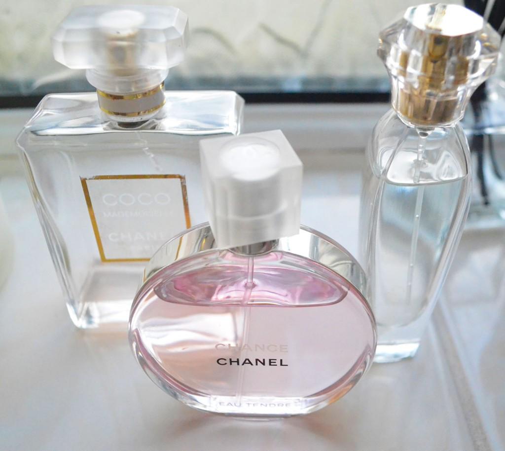 BE - Perfume