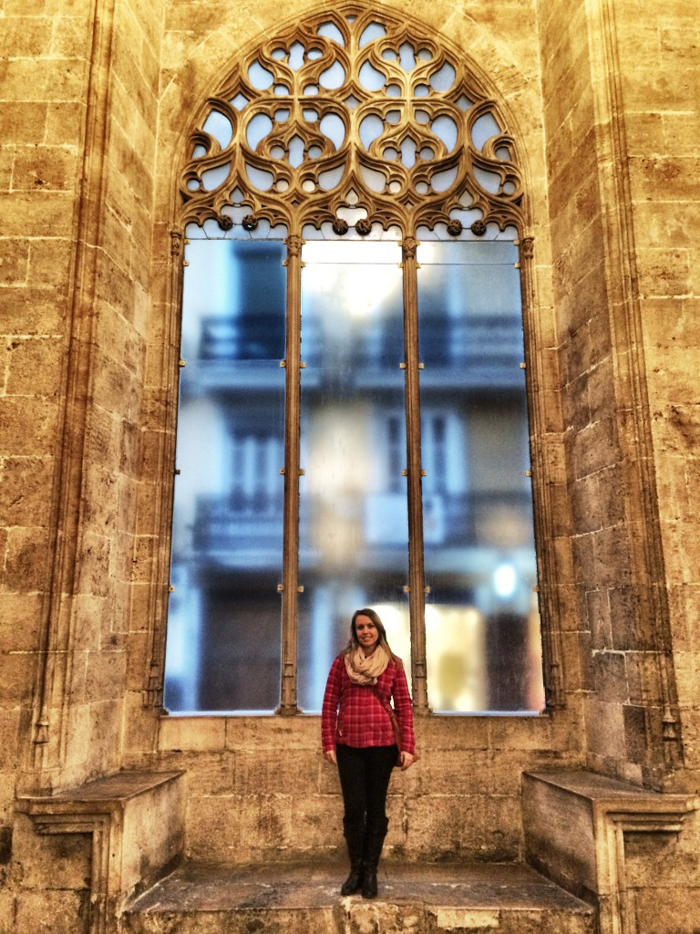 ventana, la lonja, silk exchange, valencia, spain, espana,