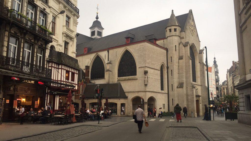 streets of belgium