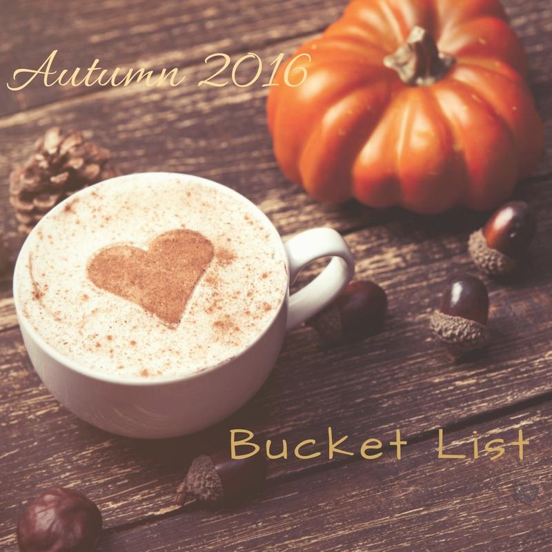 Autumn BucketList