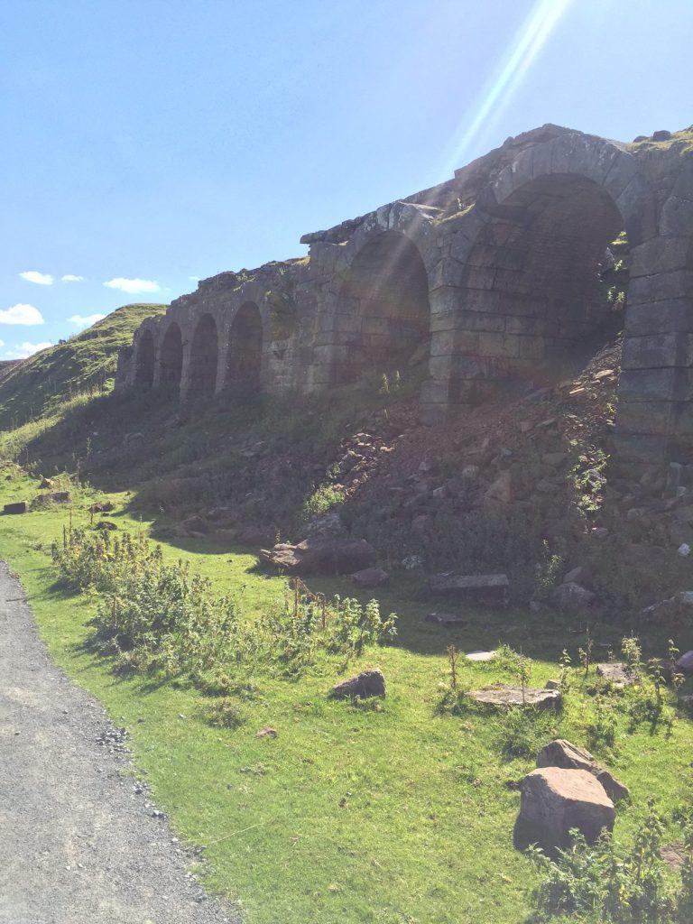 North York Moors, Old railway, england, english countryside, #yorkshire