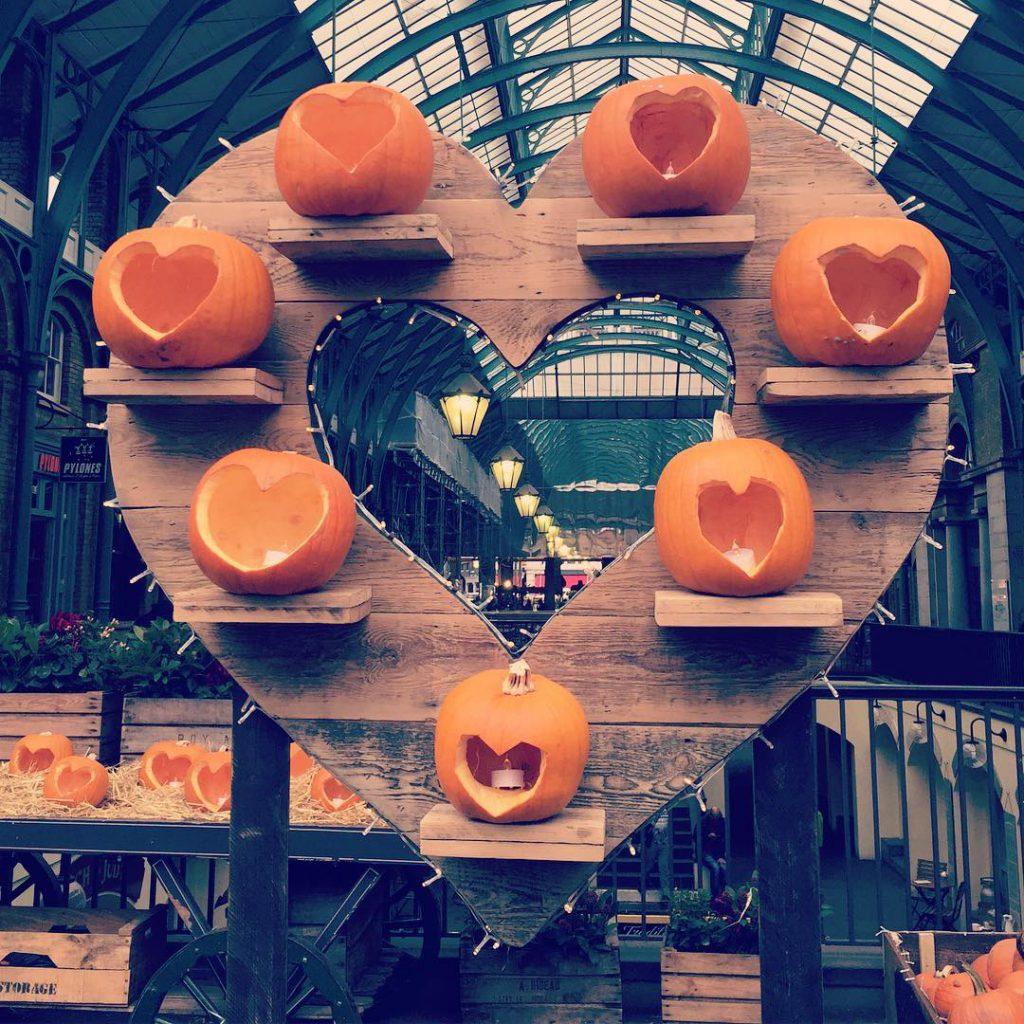 Halloween in Covent Garden