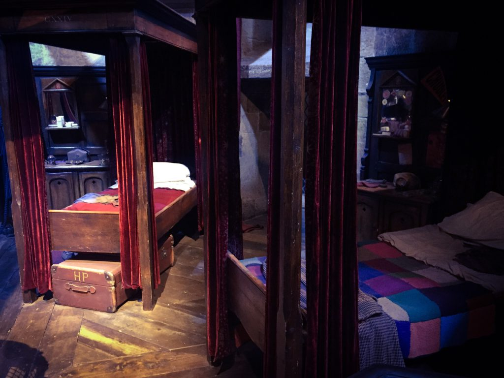 ron and harry's room