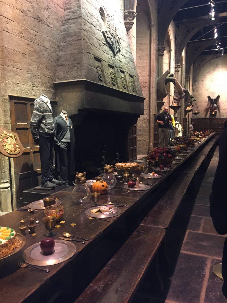 great hall, london, harry potter, studios