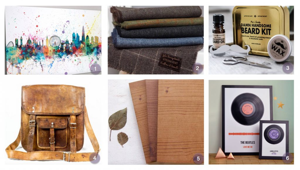 6 christmas gifts for the hipster