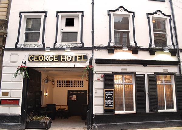 George Hotel, Hull