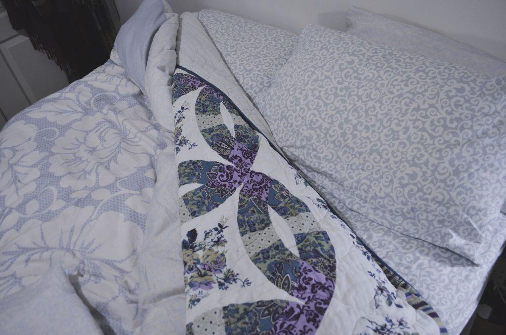 caffeineberry bed