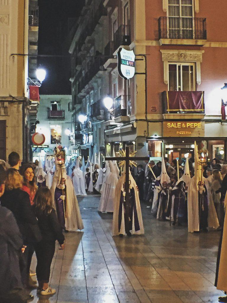 Semana Santa Alicante Cruz