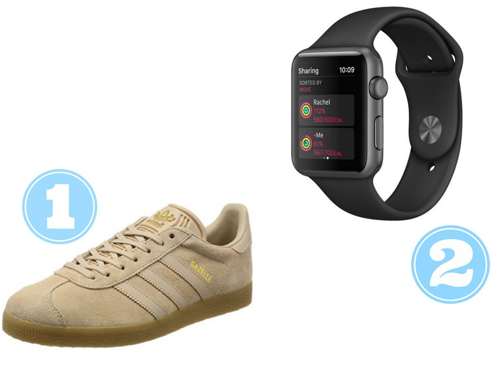 addidas and iwatch