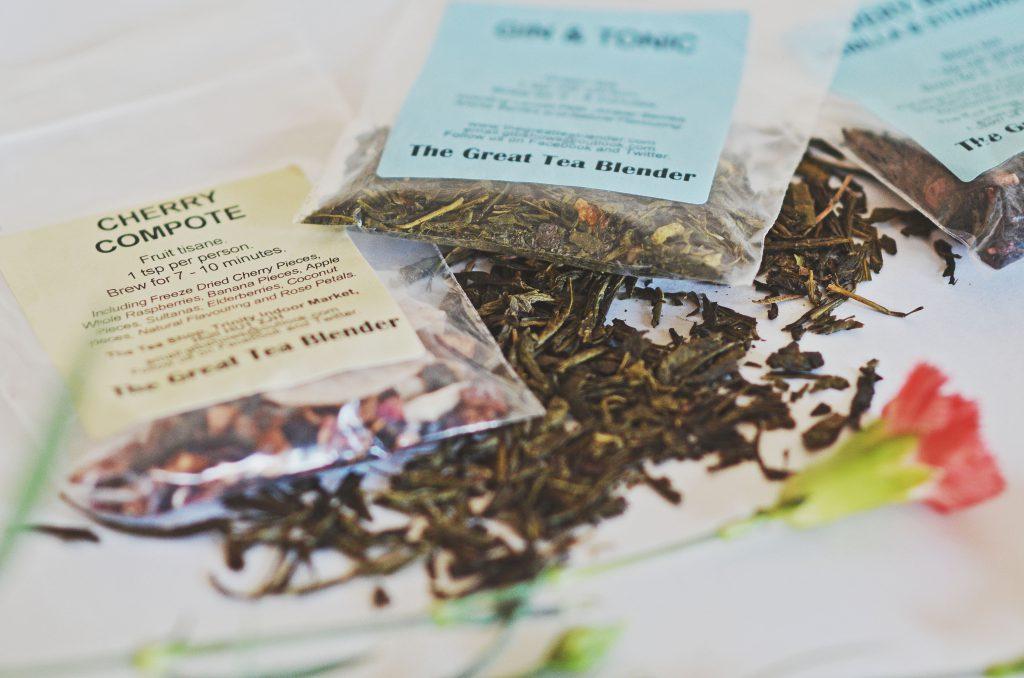 the great tea blender loose leaf teas in hull, hull trinity market