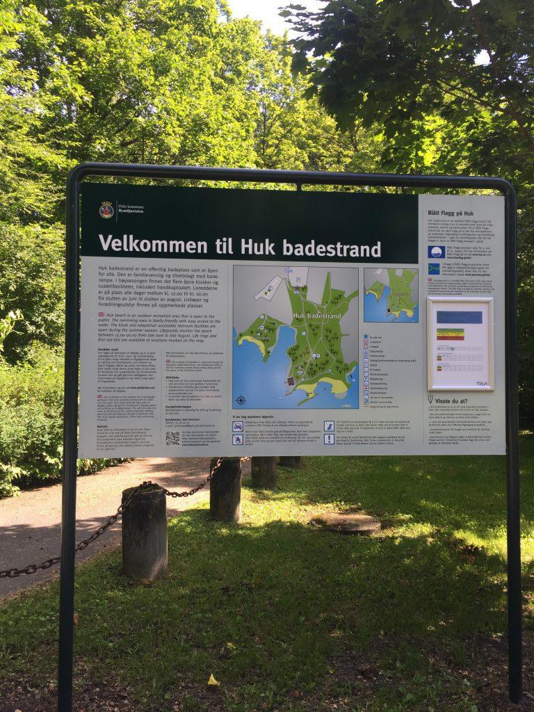 Huk in Oslo