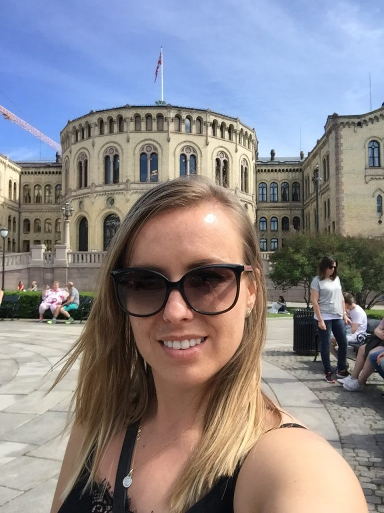 Traveling in Oslo, Norway