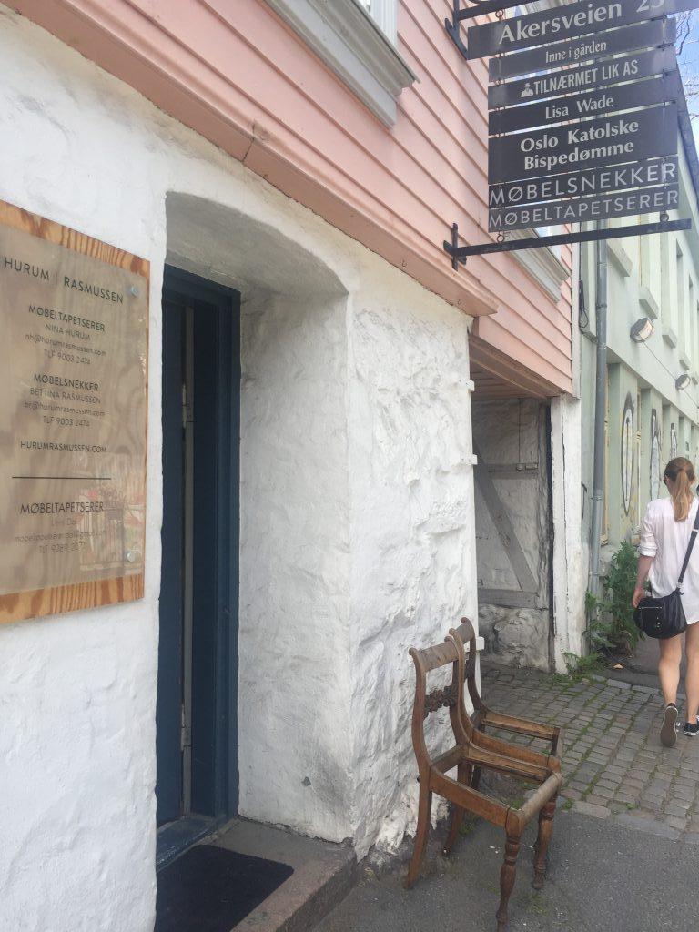 Neighborhoods in Oslo, travel Norway
