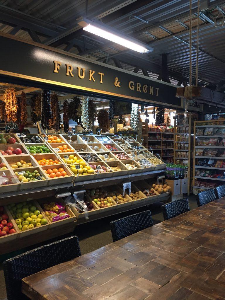 Market in Grunerlokka