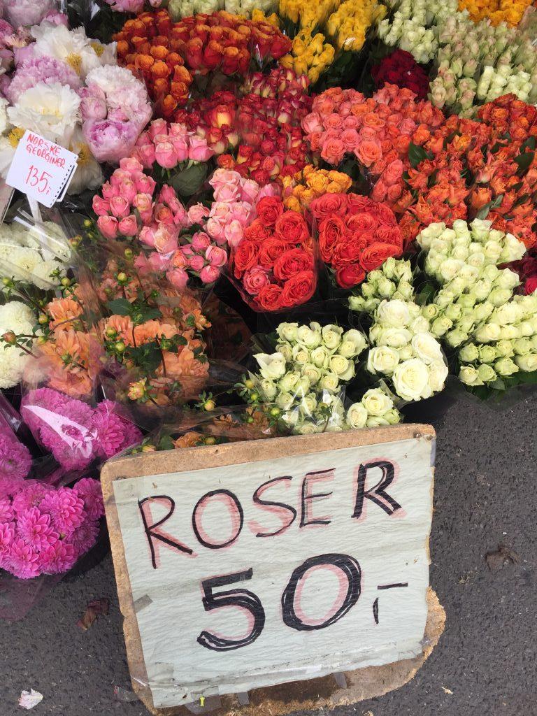 flower shops in Oslo