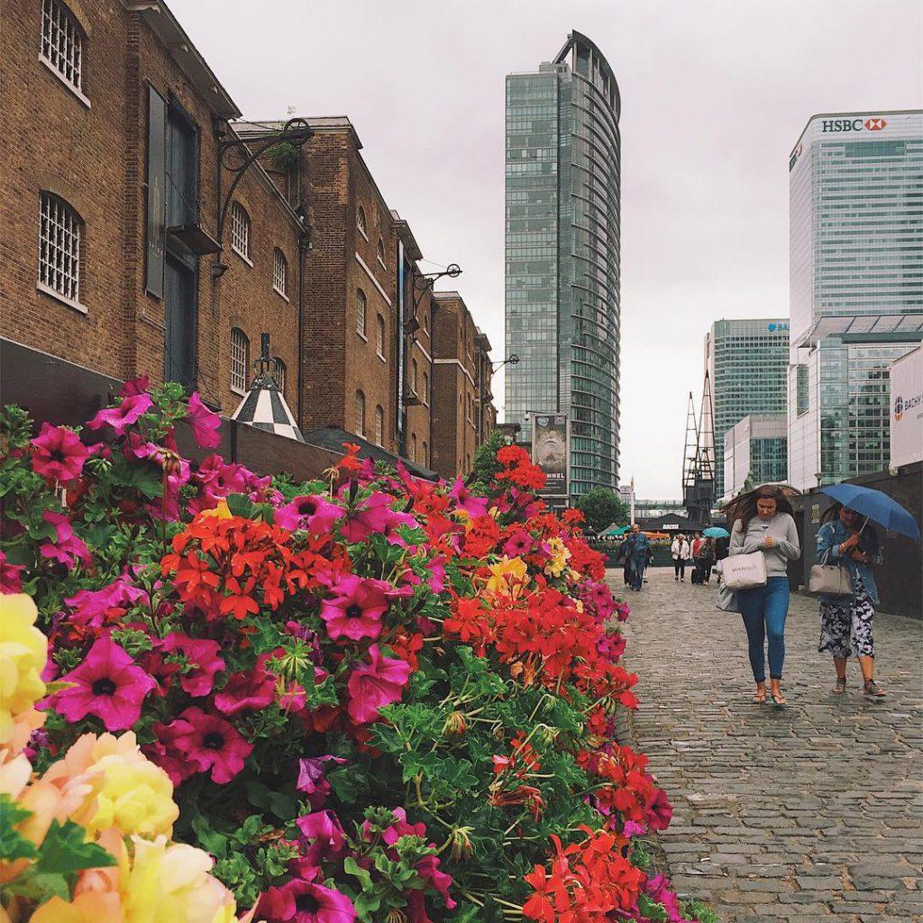 Canary Warf, London