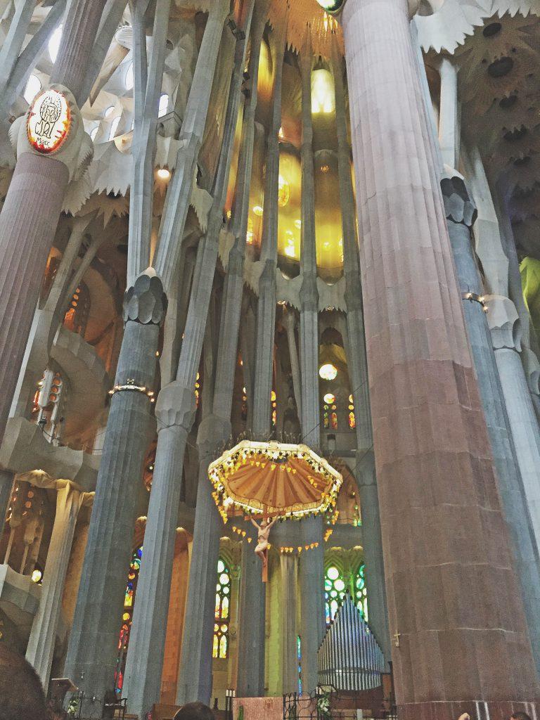 Jesus Christ - Barcelona - Sagrada Familia