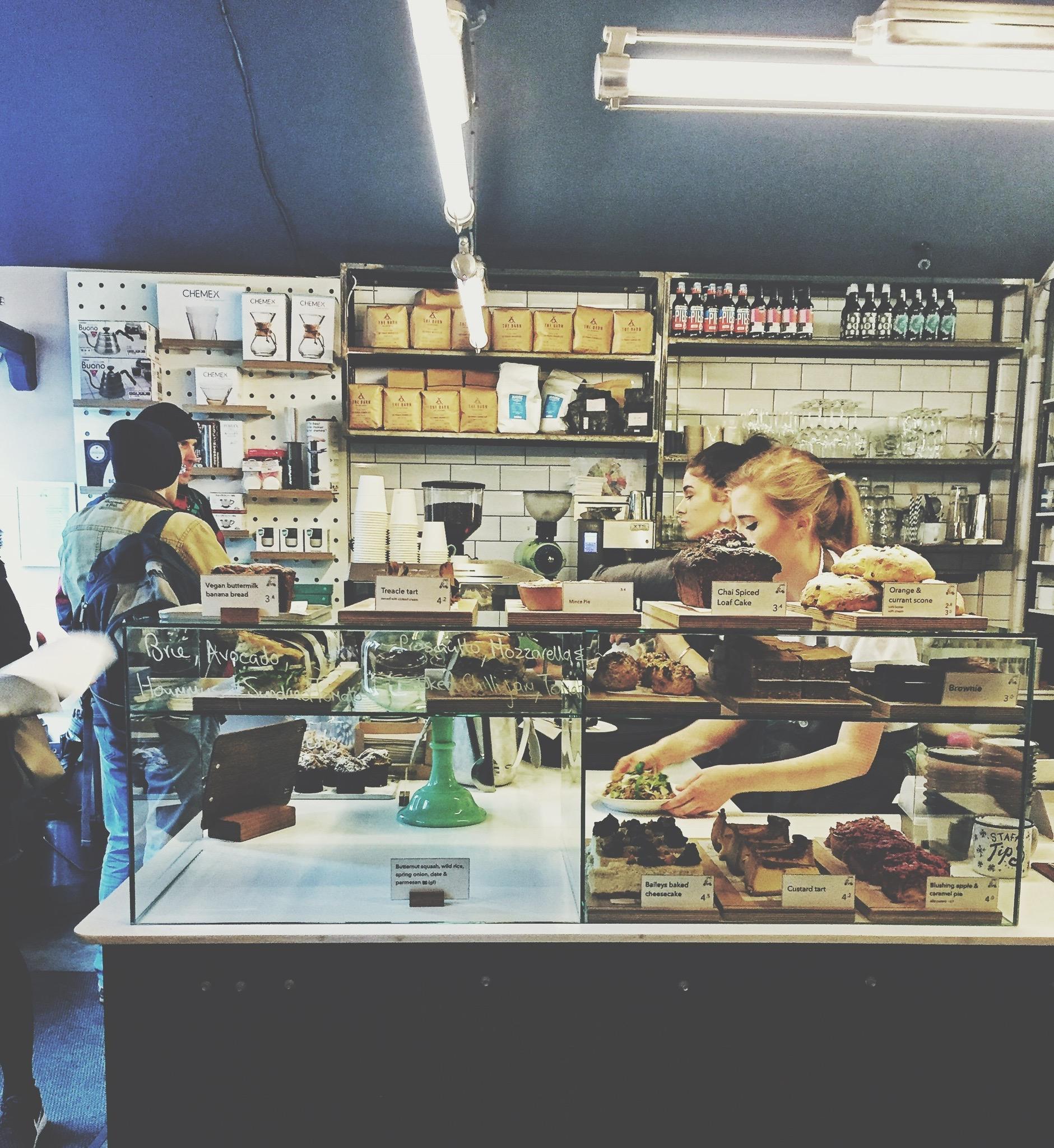 Marmadukes Cafe Deli - Sheffield