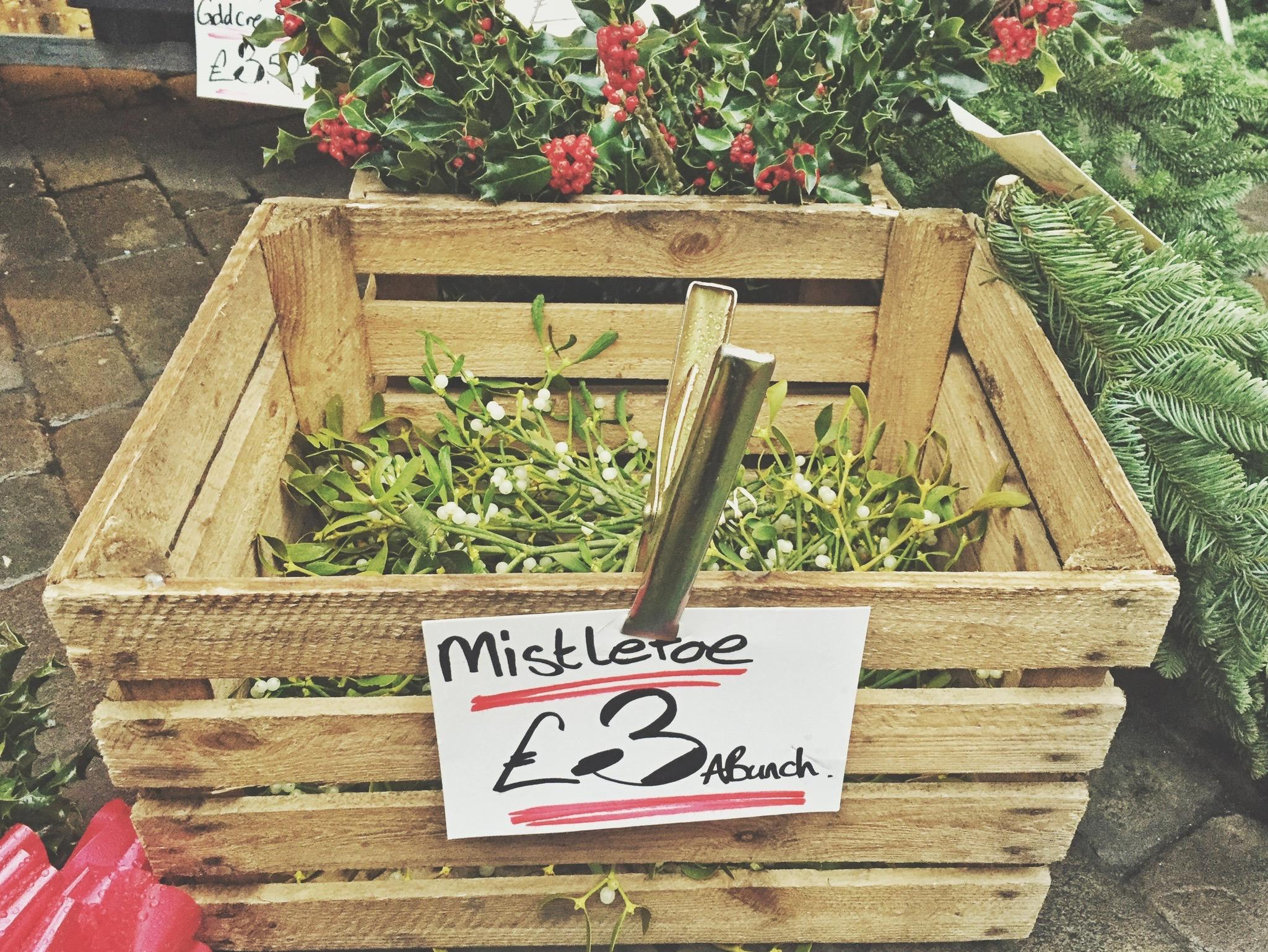 Winchester_Christmas_Market_Mistletoe