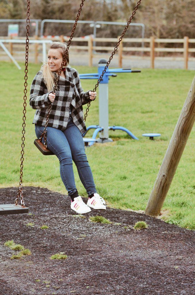 #WHPMoveIT - Swings