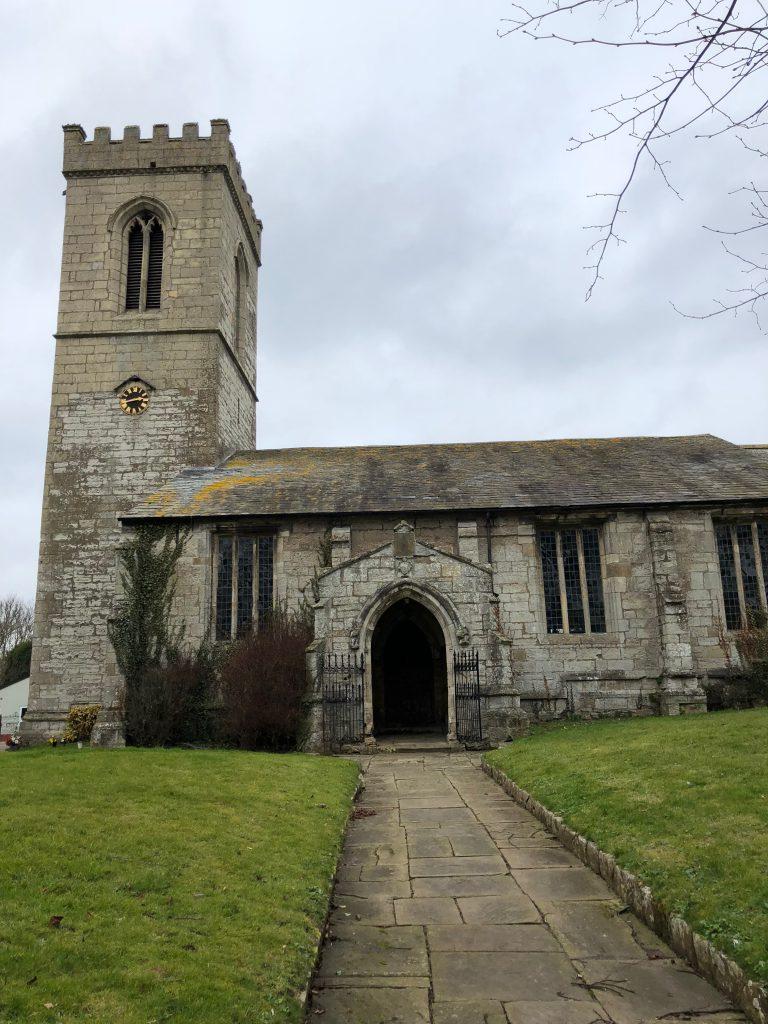 Rampton Village Church, English Villages