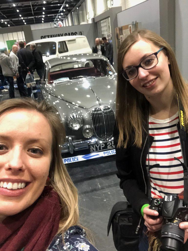 The London Classic Car Show - 2018 - Getaway Cars