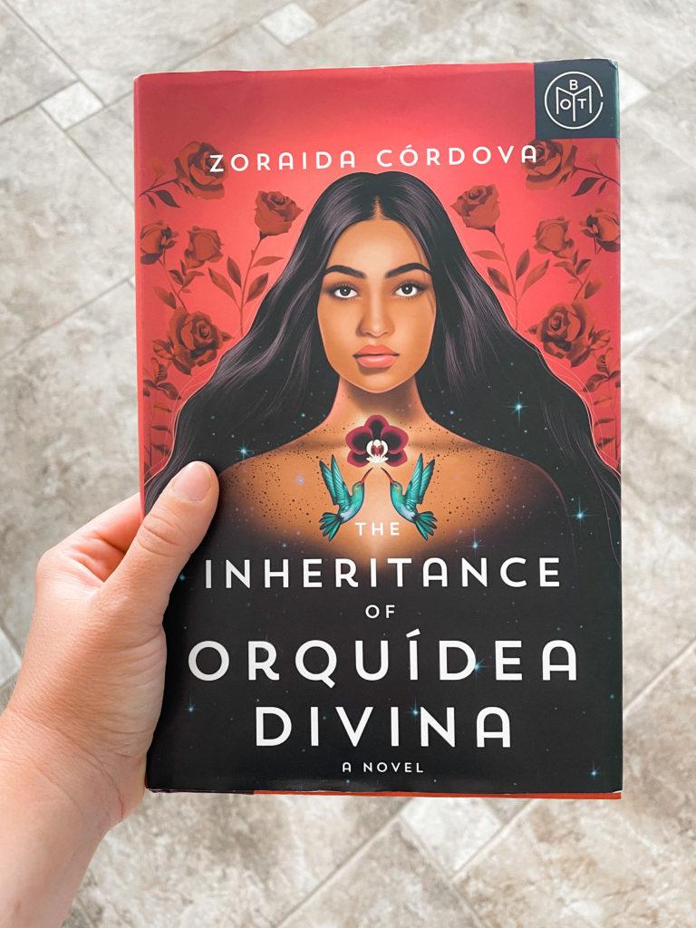 book review of the inheritance of orquídea divina